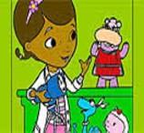 Jogos de Pintar a Doutora Brinquedos