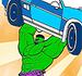 Pinte Hulk em Ação