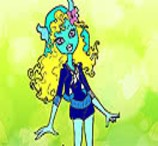 Pinte Lagoona Blue de Monster High