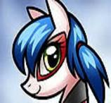Pinte Miraculous Ladybug Pony