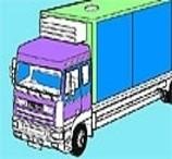 Pinte o Caminhão Pesado