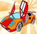 Pinte o Carro Lamborghini