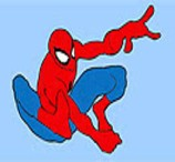 Jogos de Pintar Homem-Aranha