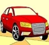 Pinte o Mercedes Clássico