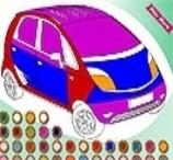 PInte o Micro Carro