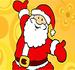 Pinte o Papai Noel