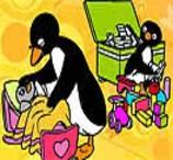 Jogos de Pintar o Pingu