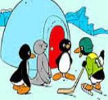 Pinte Pingu e Seus Amigos