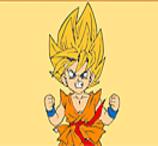 Jogos de Pintar Dragon Ball Z