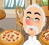 Pizzaria da Rua Principal