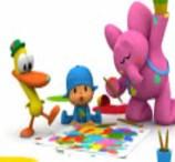 Jogos de Pintar o Pocoyo