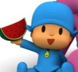 Pocoyo: The Fruit Game