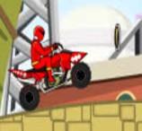 Power Rangers Dino Racing ATV