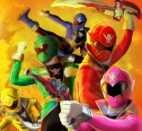Power Rangers Super Mega Force Legacy
