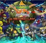 Power Rangers vs Ninja Turtles: Ultimate Hero Clash