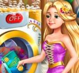 Rapunzel Laundry Day