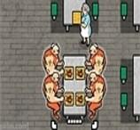Restaurante na Prisão