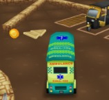 Rickshaw City Parking Game