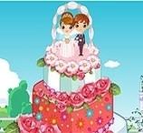 Rose Wedding Cake 3