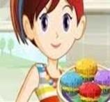 Sara Cozinha Cupcakes Arco Irís