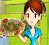 Sara Cozinha Pimento com Marisco