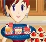 Sara Cozinha Snacks de Natal
