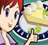 Sara Cozinha Torta de Limão