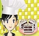 Sara Prepara Bolo de Sorvete