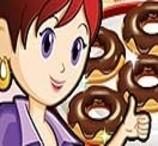 Sara Prepara Donuts