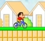 Shin Chan - Bike Rider