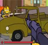 Jogos de Tiro dos Simpsons
