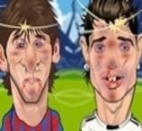 Slaphaton: Ronaldo Vs Messi