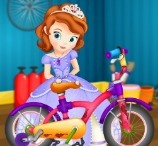 Sofia the First: Bicycle Repair