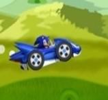 Jogos de Carros do Sonic