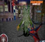 Spiderman Lizard Clone