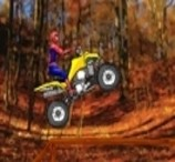 Spiderman Motocross