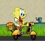 Spongebob Deep Sea Racing