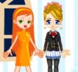 Sue Friends Dress Up