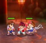 Super Pocket Fighter Adventure Flash
