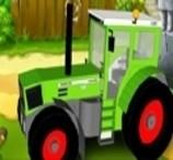 Super Tractor Parking