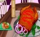 Thanksgiving Family Dinner Decoration