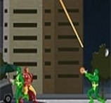 The Avengers City Under Attack