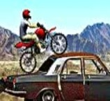 Jogos de Moto com Obstáculos