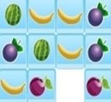 Um Puzzle com Frutas