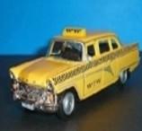 Um Táxi em Moscovo