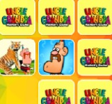 Uncle Grandpa: Memory Cards
