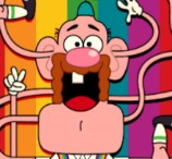 Uncle Grandpa: Psychedelic Puzzles