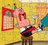 Uncle Grandpa Puzzle