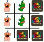 Uncle Grandpa: Tic-Tac-Toe