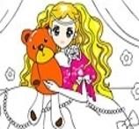 Jogos de Colorir de Meninas